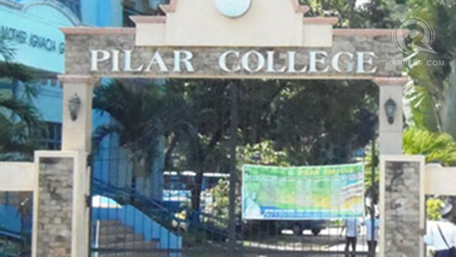 LIFTING POLICY. Zamboanga City's Pilar College has decided to lift its ban on the Muslim veil called 'hijab.' Photo by Amir Mawallil