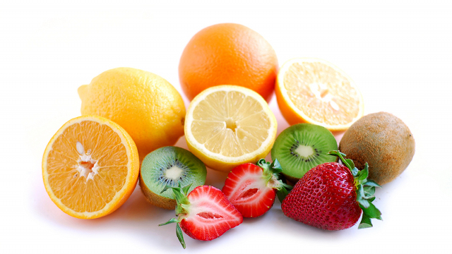 GO FRUITY. You can also eat just fruit if you want to take the raw food detox further. Photo from Microsoft Office Image