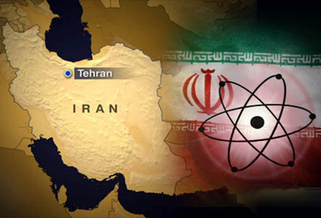 INSPECTORS BARRED. Iran continues to keep its nuclear program under guard. Graphic by the Atlantic Council www.acus.org