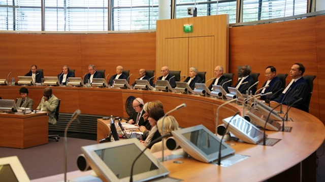 INTERNATIONAL TRIBUNAL. ITLOS is based since 1994 in Hamburg, Germany. Photo from official website