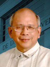 Fr Joel Tabora, SJ