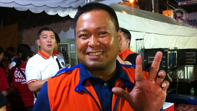 NO RIFT. Unlike Sen Jinggoy Estrada, San Juan Rep JV Ejercito says the two no longer have a misunderstanding and he will welcome any help from his brother. Photo by Rappler/Ayee Macaraig