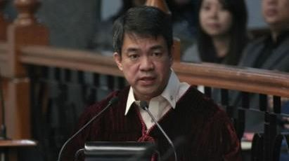 WHAT NEXT? Sen Aquilino u0022Kokou0022 Pimentel III will have to decide on his next move after former President Estrada said Migz Zubiri will stay in UNA. File photo from Pimentel's Facebook page