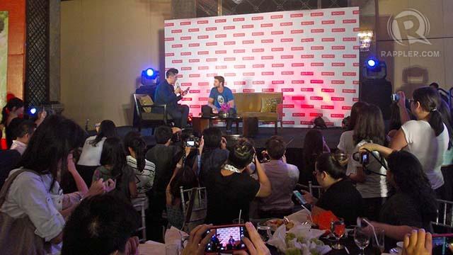 CROWD-DRAWER. A small part of the crowd at The Peninsula Manila's Rigodon Ballroom