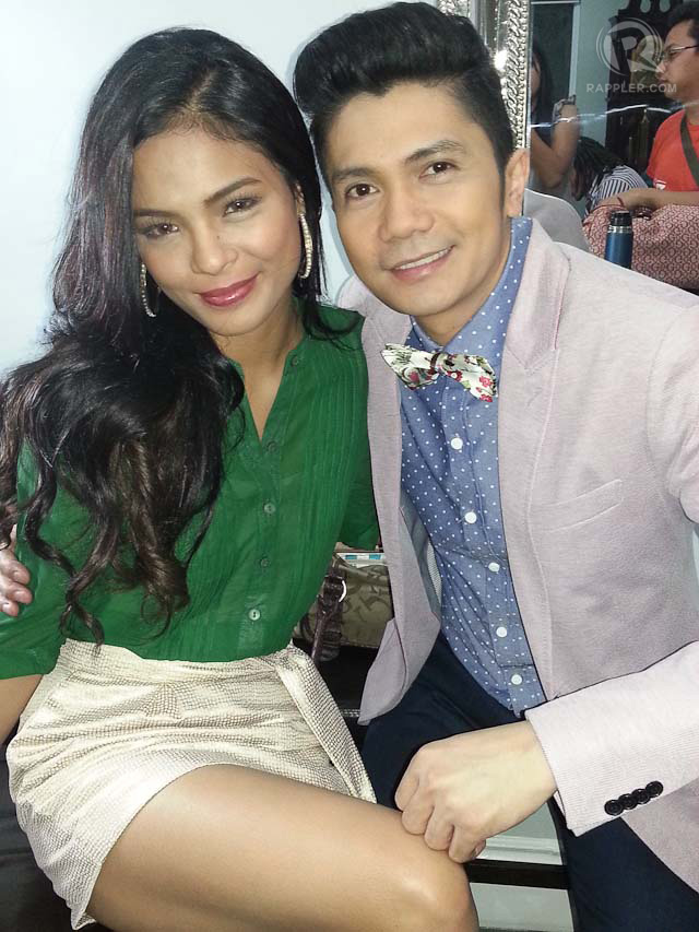 SEXY MEETS COMEDY. Lovi Poe and Vhong Navarro star in the episode called 'Unwanted.' Photo by Rappler