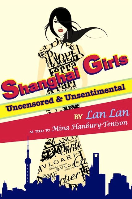 COVER OF 'SHANGHAI GIRLS,' published by Make-Do Publishing. Image from Facebook