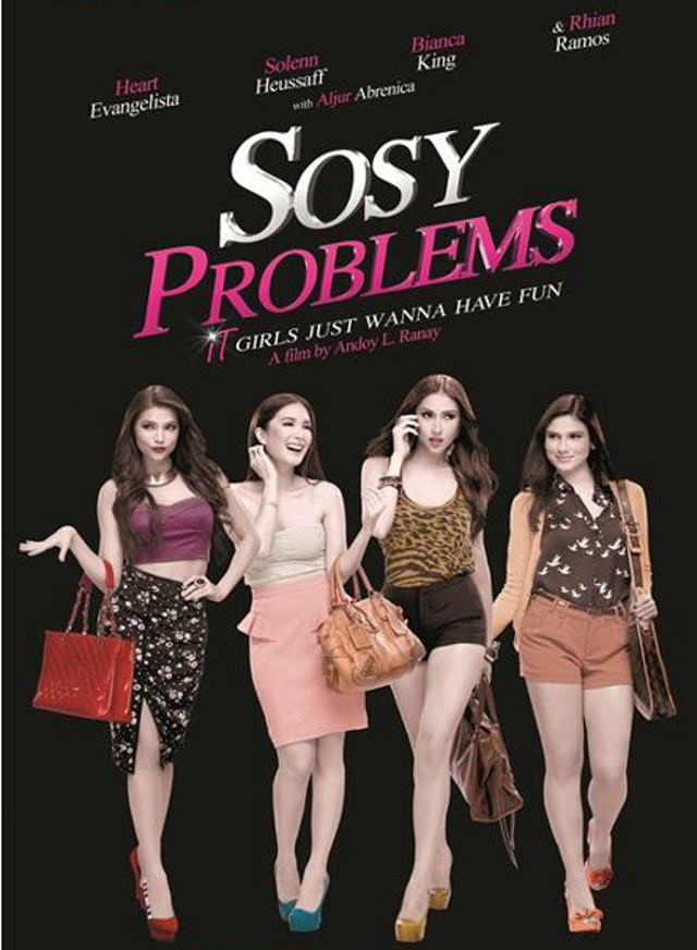 Image from the 'Sosy Problems' Facebook page