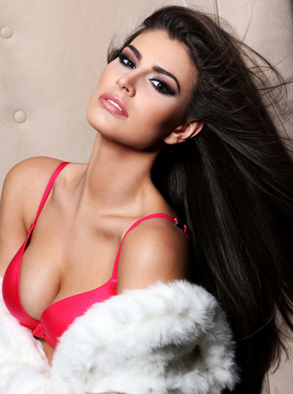 Miss Mexico Karla Gonzalez. Photo courtesy of the Miss Universe Organization LP, LLLP