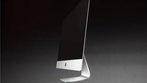 The new iMac - 80% thinner.