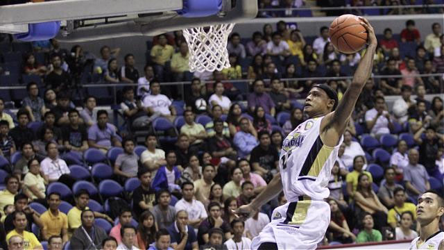 NO MORE PARKS. NU Bulldogs now have to contend without two-time MVP Ray Parks Jr. File photo by Josh Albelda/Rappler