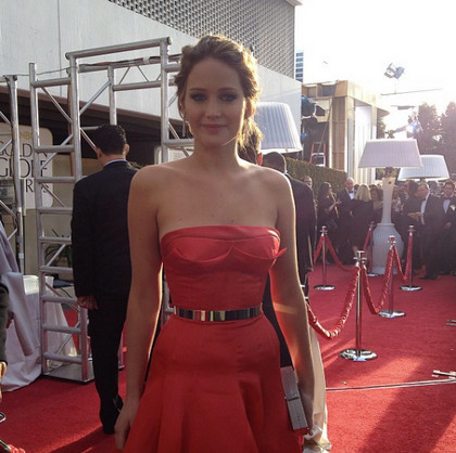 Jennifer Lawrence, 'Silver Linings Playbook'