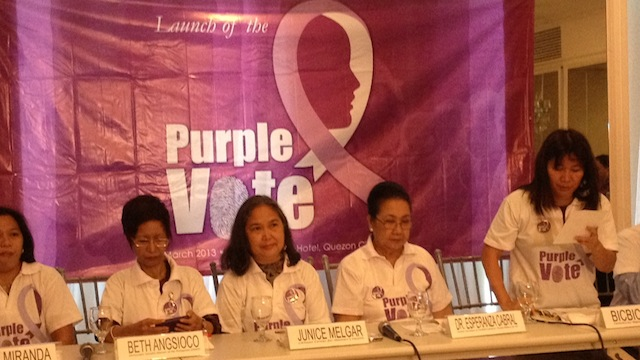 DEBATE CONTINUES. Reproductive health advocates will once again activate their network, this time, to support pro-RH bets.