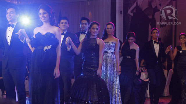 STAR MAGIC's FRESHEST FACES performed a cotillion