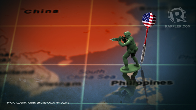 US ROLE. China fears US involvement in South China Sea disputes, a think-tank says in a recent report.